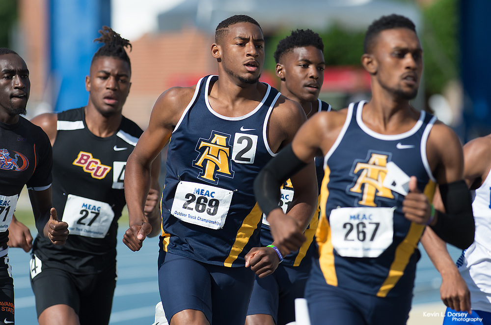 2017 MEAC Outdoor Track & Field Championships (Day 2) \ - Photo by: Kevin L. Dorsey