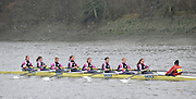 London, Great Britain,   SC Tucano Urbano. ITA, rowing past Chiswick Pier, during the 2012 Head of the River Race, raced over Rowing Course Championship course,  Mortlake to Putney  4.25 Miles, on the River Thames.   Saturday  03/03/2012} [Mandatory Credit: © Peter Spurrier/Intersport Images]