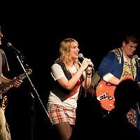 Open Band Party night at the North Sydney Leagues Club. Teenage bands and their followers cause havoc in genteel North Sydney.