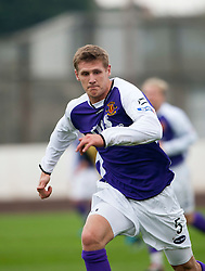 Annan Athletic's Peter Watson..Berwick Rangers 0 v 1 Annan Athletic, 1/10/2011..Pic © Michael Schofield.