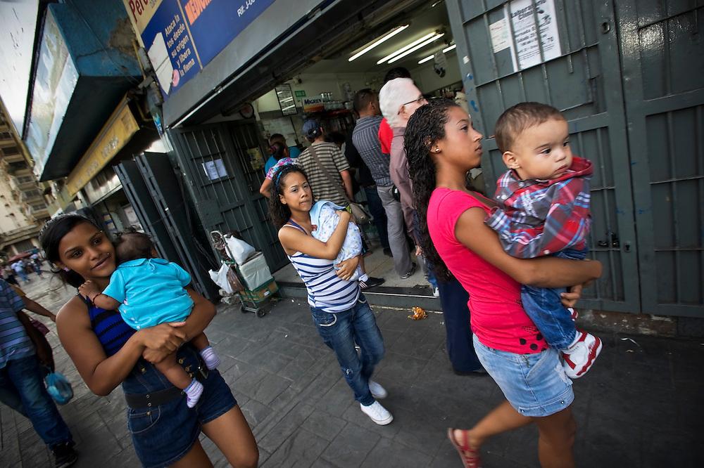 Teen Pregnancy In Venezuela Meridith Kohut Photography