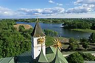 RU301 Russia, Along the Volga river, Russie, le long de la Volga