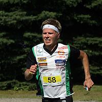 14.07.2009, Linnanpuisto, H?meenlinna..Fin5-Suunnistusviikko 2009, Puistosuunnistus - Miesten MM-katsastus..Jonne Lehto - VeVe.©Juha Tamminen
