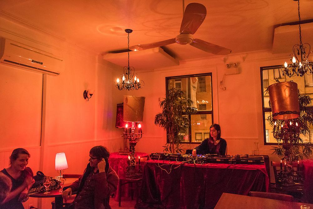 DJ MARIE DAVIDSON<br /> QUARTIER G&Eacute;N&Eacute;RAL