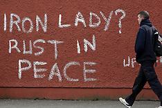 APR 9 2013 Political Graffiti