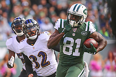 October 23, 2016: Baltimore Ravens at New York Jets