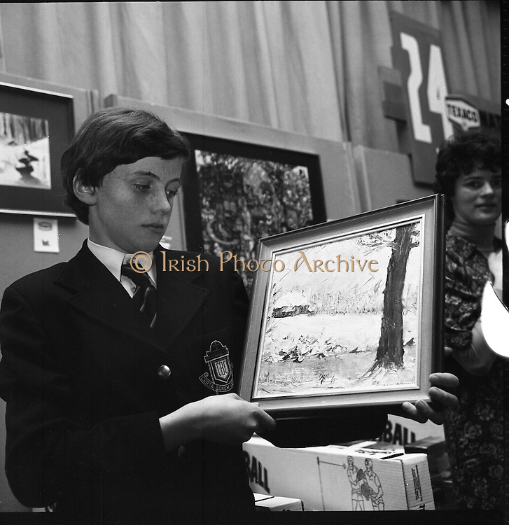 Texaco National Children's Art Competion 04/05/1978