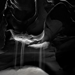 Sands of time, Upper Antelope Canyon, Page, Arizona