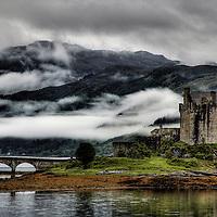 Eilean Donan Castle, Dornie, by Kyle of Lochalsh, Scotland