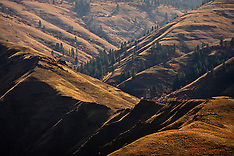 Grande Ronde River Canyon - Blue Mountains - WA-OR