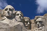 Mount Rushmore National Park, South Dakota, USA.