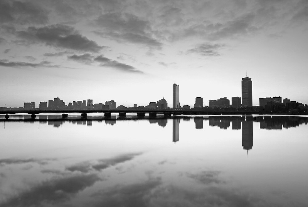 Photo prints, metal prints, canvas prints, acrylic prints are available as print only, matted and framed at <br /> <br /> http://juergen-roth.pixels.com/featured/boston-quietude-juergen-roth.html