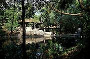 Diyabubula. The county home of artist, landscape designer and sculptor Laki Senanayake...2005
