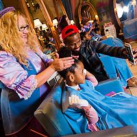 ORLANDO, FL  - January 30, 2015 -- Toronto Blue Jays shirt stop José Reyes and his family enjoy a day at Walt Disney World in Orlando, Florida.  (PHOTO / Chip Litherland for ESPN the Magazine)