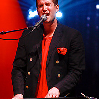 Matt White performing at The Highline Ballroom in NYC on February 21, 2011.