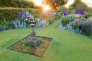 July at Wollerton Old Hall Garden