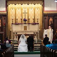 Sandy & Eduardo - Wedding Day March 22, 2014