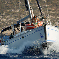 Yachting at Turkey