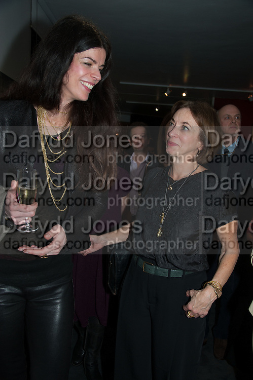 NATASHA TOMCIC; PIPPA SMALL, The Culture Whisper Launch party. Royal College of art. Royal College of Art, Kensington Gore. London. 28 January 2014