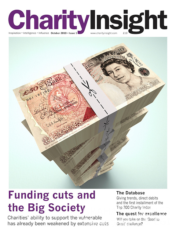 All Rights Reserved. Charity Insight Magazine