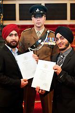 2011-01-14 Doncaster Enlistments
