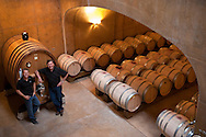 Gary & Chris Leonetti, father & son, Leonetti Cellars, Walla Walla, Washington
