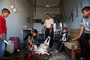 A butchery in Koreen.<br />