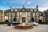 The Stone Mansion: Alpine, NJ