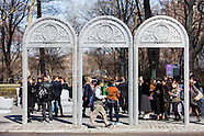 Liz Glynn Open House Opening | Public Art Fund - Central Park