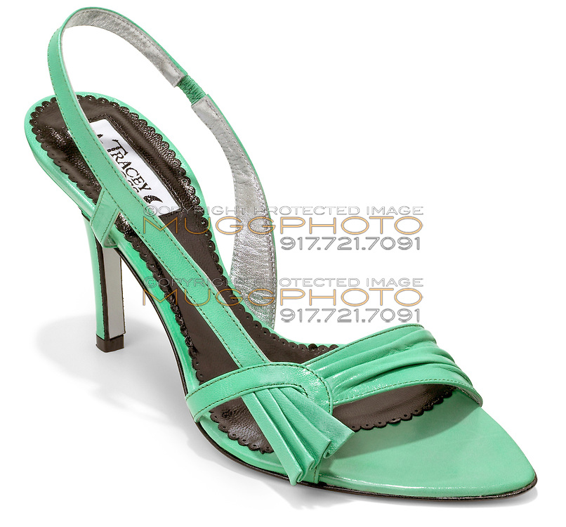 tracey ross green shoe