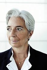 Christine Lagarde (Paris, Nov. 2010)