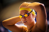 Chloe Sutton<br /> Photo by Michael Hickey for TYR Sport