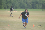 Will Swindoll attends the Southern Elite Combine at FNC Park in Oxford, Miss. on Wednesday, July 10, 2013.
