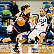 DUke vs USC WBB 2010