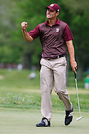 30 MAY 2009: Matt Van Zandt of Texas A & M at the NCAA Division 1 golf Championship Finals Match Play at the Inverness Golf Club, Toledo, Ohio.