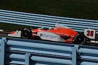 Enrique Bernoldi, Camping World Indy Grand Prix at the Glen, Watkins Glen International, Watkins Glen, NY USA 6/7/08