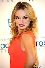 JUL 22 2014 Ola Jordan face of beauty brand Proactiv