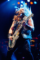 Zakk Wylde/Black Label Society performing live at the Guildhall concert venue in Southampton, UK on February 20, 2011