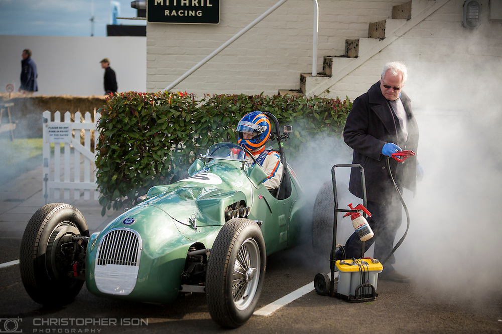 Governors and guests at Goodwood for the 74th Members' Meeting.<br /> Picture date: Saturday March 19, 2016.<br /> Photograph by Christopher Ison &copy;<br /> 07544044177<br /> chris@christopherison.com<br /> www.christopherison.com