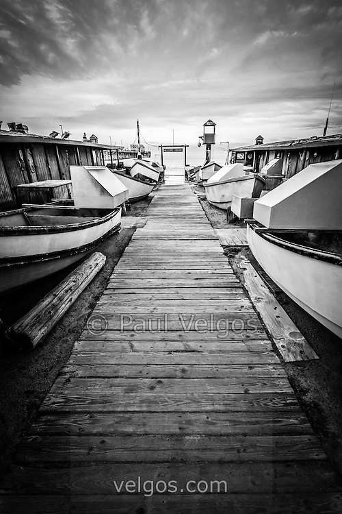 Dory fishing fleet newport beach california buy canvas for Fishing in orange county