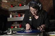 DJ Kim Sorise for the February 2013 issue...Photographed Wednesday, Jan. 9, 2012 in Louisville, Ky. (Photo by Brian Bohannon)