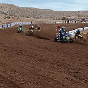 DWT World ATV MX Championship series, Rounds 1-2 held at Mesquite MX Park in Mesquite Nevada