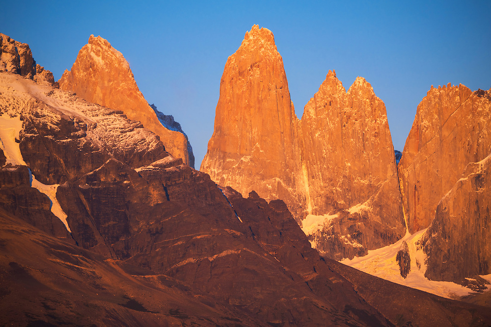 South America,Patagonia, Chile, Torres del Paine,  UNESCO, World Heritage, Las Lorres