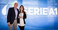 Premiazione Arbitri<br /> Roberto Marotta<br /> <br /> Final Four  Coppa Italia FIN Femminile pallanuoto 2016-17<br /> Centro Federale di Ostia, Roma, ITA<br /> 1 Aprile 2017<br /> &copy;Giorgio Scala / Deepbluemedia