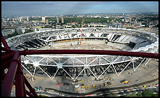 JUL 17 2014 Olympic Park transformed into football pitch