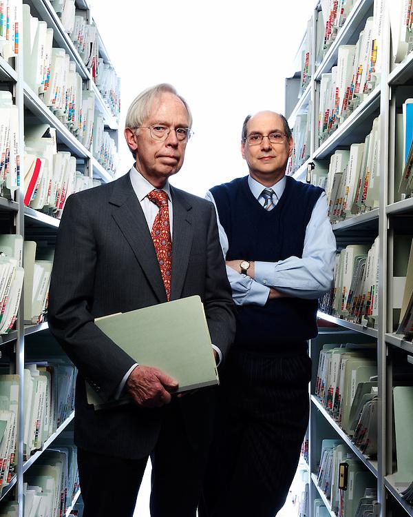J. Dennis Delafield, Vincent Sellecchia, Tocqueville Asset Management L.P.