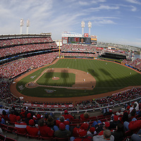 Great American Ballpark - Reds Opening Day 2012
