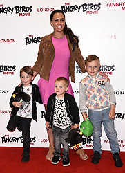 The Angry Birds Movie Red Carpet Gala Screening at Picturehouse Centra, Shaftesbury Avenue, London on Saturday 7 May 2016