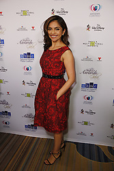 BEVERLY HILLS, CA - FEBRUARY 24: Silvia Olivas attends The National Hispanic Media Coalition's 20th Annual Impact Awards Gala at the Beverly Wilshire Four Seasons Hotel on February 24, 2017. Byline, credit, TV usage, web usage or linkback must read SILVEXPHOTO.COM. Failure to byline correctly will incur double the agreed fee. Tel: +1 714 504 6870.