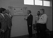1982- Ballymun Scout hall opened by Minister Doherty